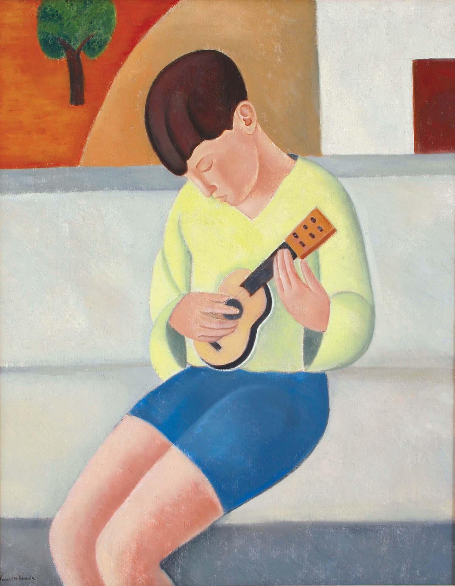 Niño del guitarrico